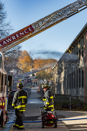 Lawrence, MA 2nd Alarm - 135 Butler St at the Bruce School - 11/14/16