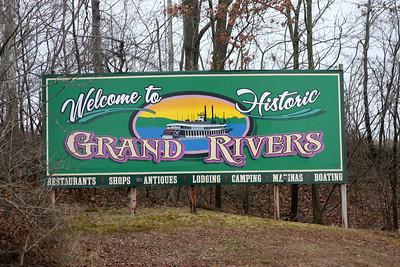 Grand Rivers, Kentucky