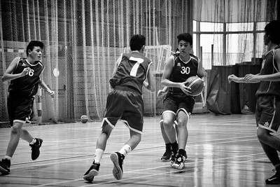Basketball - Isola Blue Stars U14 v Valmar Wrightec U14