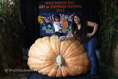 Sat p.m. - Giant Pumpkin Photos: Oct 19, 2013