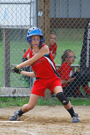 Fall Softball Sheridan 14U vs Sheridan