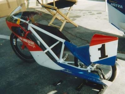 Dan Hanabrink gravity bike