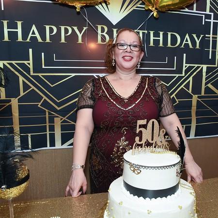 Cecilia's 50th Birthday Bash