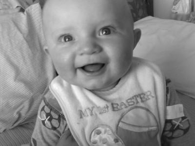 Jonah - 6 months old - April 2007