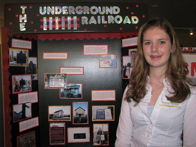 2010 - Niagara Catholic Regional Heritage Fair