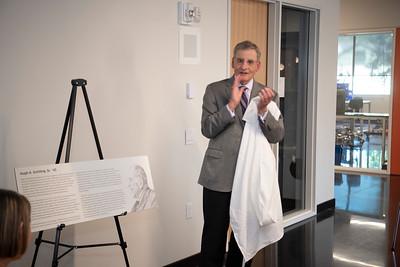 Hugh K. Schilling Math and Science Center Dedication