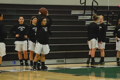 2011 Dixon JV Girls vs Woodland