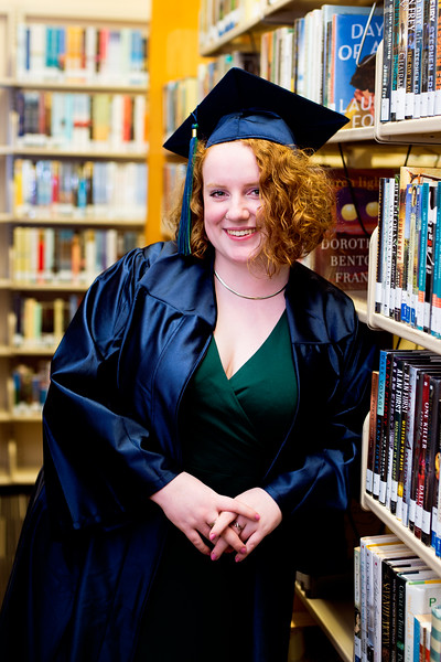 Katelyn Grad Portraits