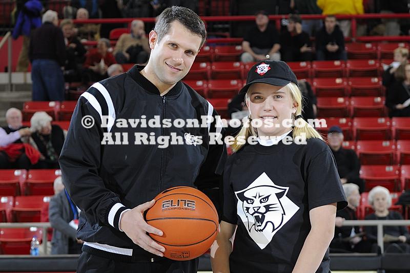 Men's Basketball 2010-11