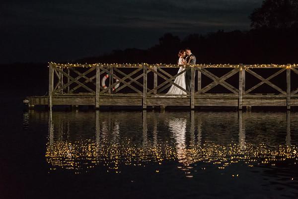 The Boathouse Wedding - Emily & Sam