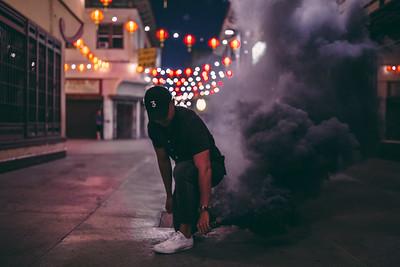 2017-09-09 | Los Angeles Smoke Bombs