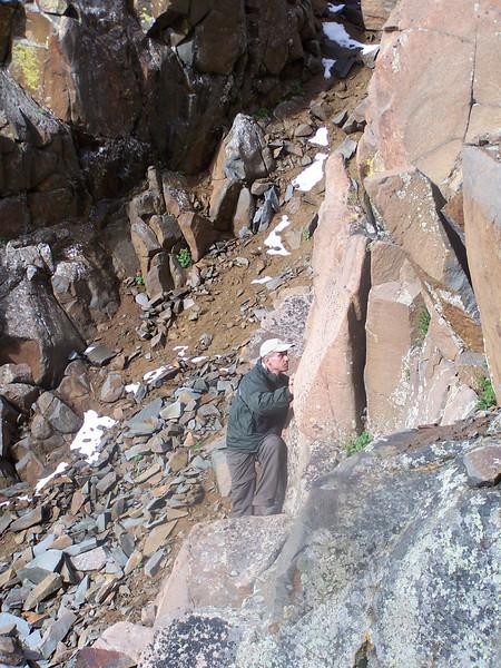 South ridge 2