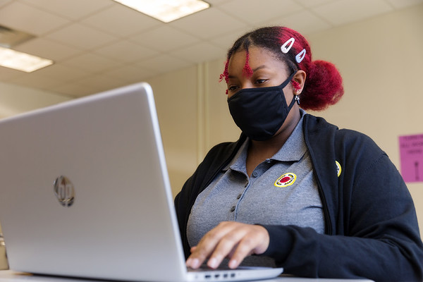 Virtual Learning Stock Photos - City Year Baton Rouge