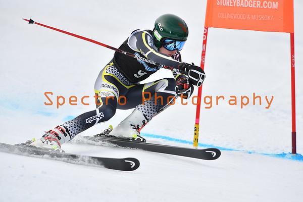 OFSAA Alpine 2020 - Open GS - Boys