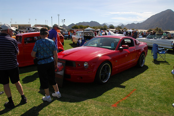 Palm Desert Car Show 2014