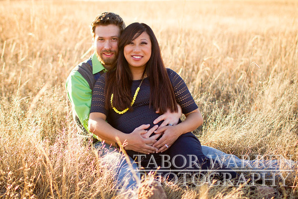 Becca and Joe's Maternity Session