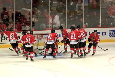 Chicago Blackhawks v. Min. Wild 3.5.13