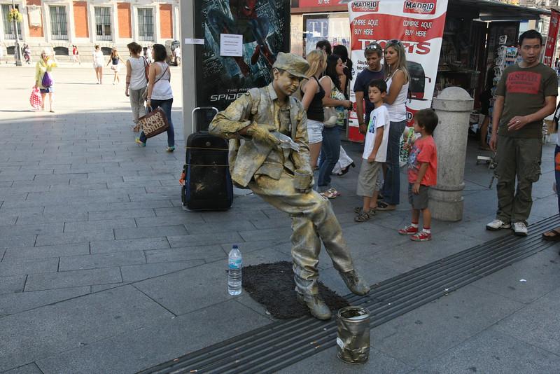 Spain 2012 - Day 11 - Back in Madrid