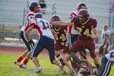 Football SHS Soph vs MapleMt 9-8-11
