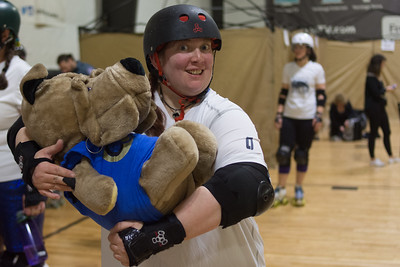 Connecticut Roller Girls vs Southshire 2017-03-25