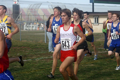 Coed Cross Country - 2008-2009 - 11/1/2008 State Finals DW