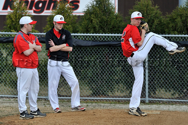 Lincoln-Way Central Varsity Baseball: 2012