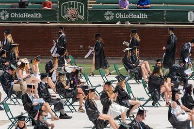 2021 Ohio University Graduation - Haley