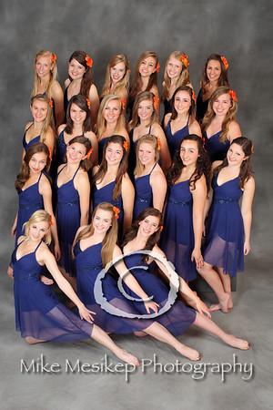 Ballet 8/9 - 3:45