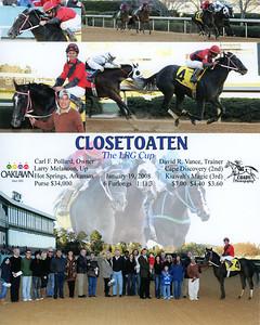 CLOSETOATEN - 1/19/2008