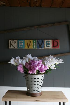 Revived furniture
