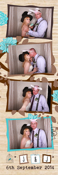 Jamie & Jessica McCarroll Photobooth Prints