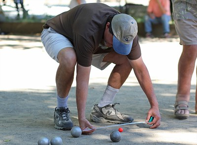 Let's Play Boules -  - Courtesy of Alain Efron
