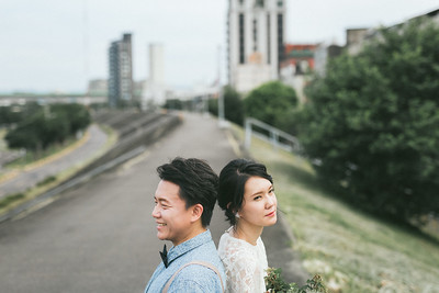 Pre-wedding | Leeber + Joy