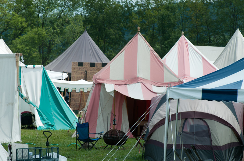 Pennsic Tents