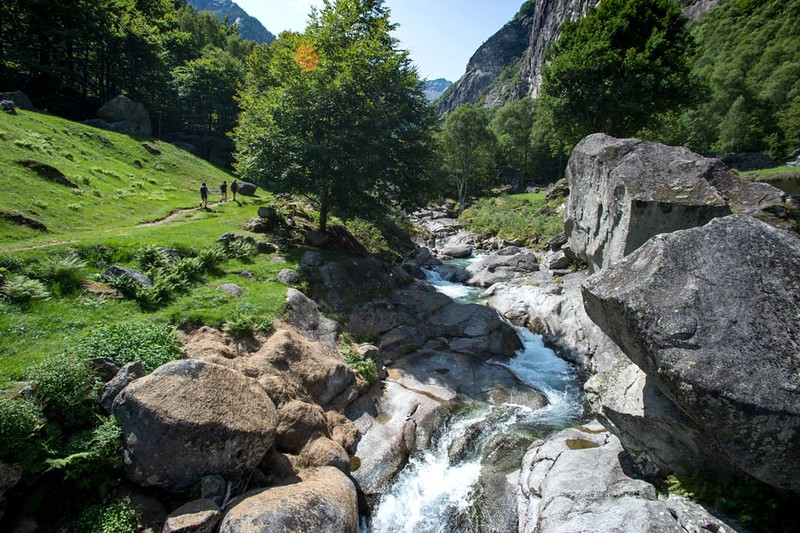Valle Bavona: vedute e turismo