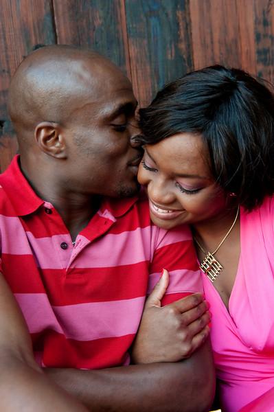 Pascal and Kablan - Engagement Fotos