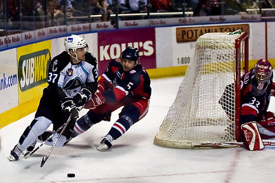 2007-2008 Milwaukee Admirals- Regular Season