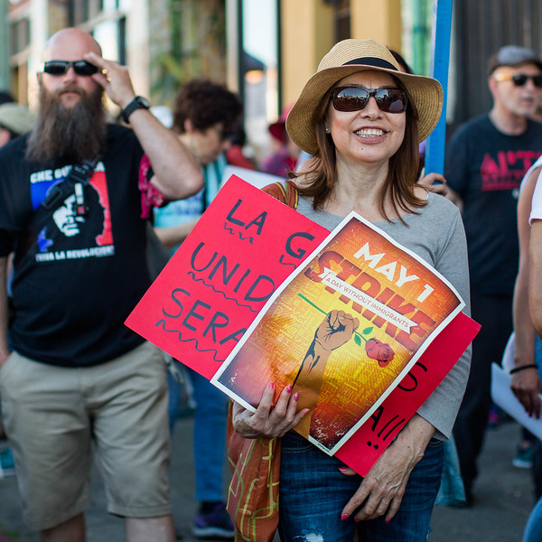 20170501 - 974C6443 -May Day March for Migrant and Worker Rights • Oakland - photographed by Sam Breach 2017 - 2048 short edge.jpg