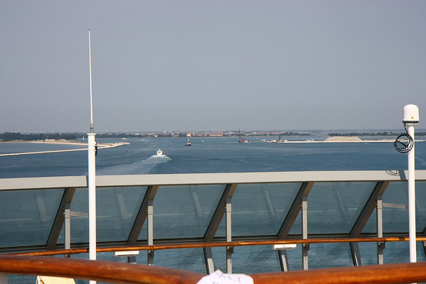 Mediterranean Cruise -- Venice