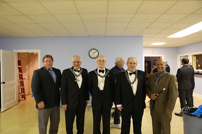 Puritan Lodge Table Lodge 2019