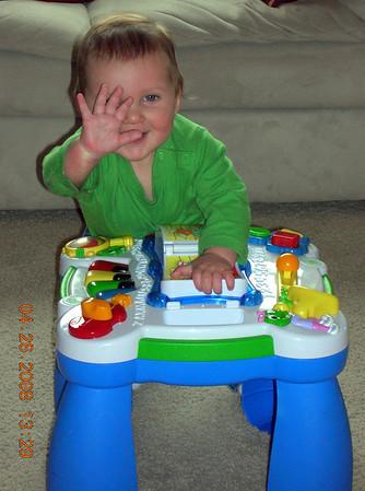 Brandon 8-9 months