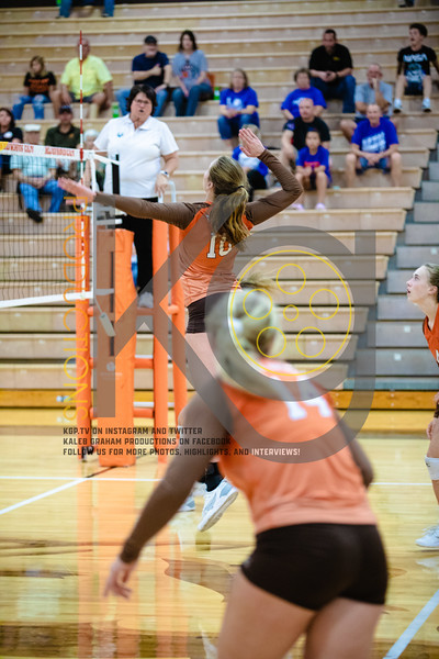 MHS Volleyball vs. Zanesville