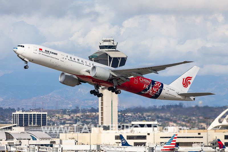 Air China 777-300ER - B-2047 - LAX