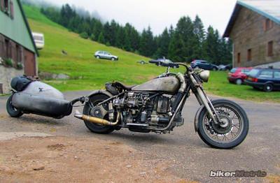 Diesel motorcycles..