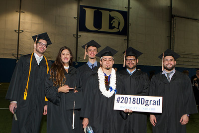 May 2018 -  Commencement Ceremony