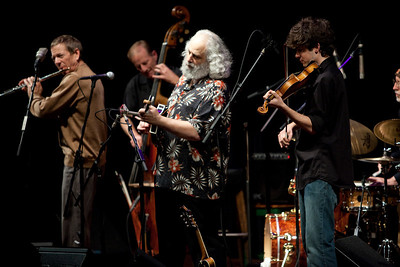 Grisman Quintet December 27,2009 Freight and Salvage