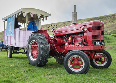 2019-06 Up Dale and Down Dale tractor run
