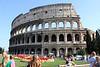 The Colliseum of Rome