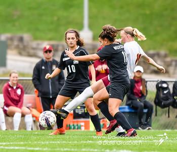 Park Univ. Women's Soccer vs. Central Baptist 2019