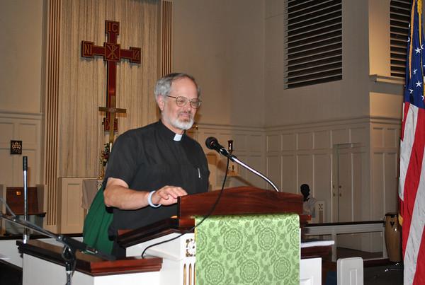 Farewel, Fr. Tuck